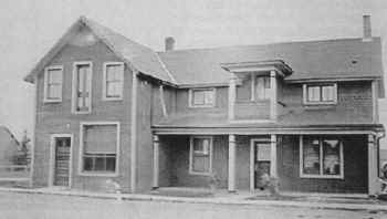 First funeral home started in 1919